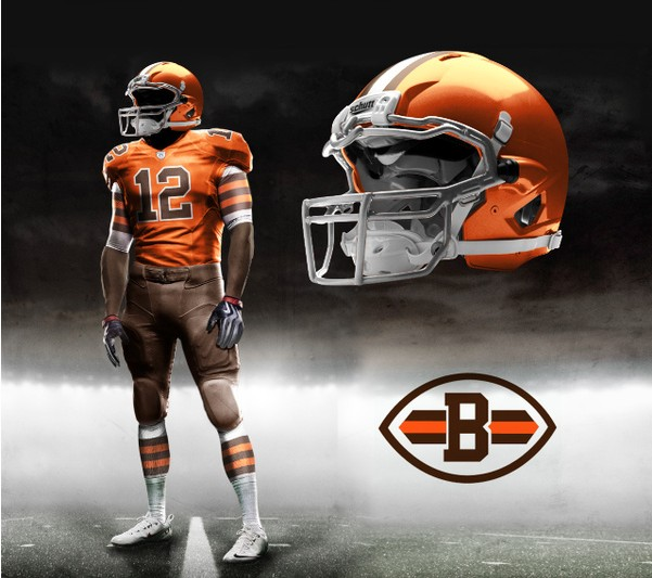 Cleveland Browns New Uniforms Leaked Autos Post